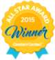 Constant Contact All Star 2015